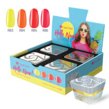 CN 2018 Hello Neon! Summer Royal Gel Készlet