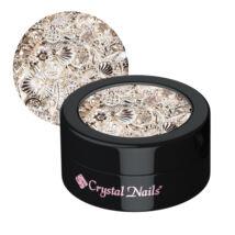 CN Glam Selection #1 (Vegyes metál nail art ezüst)