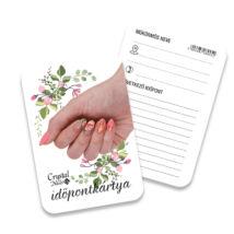 CN időpontkártya #23  - Hűségpont akció - 1 pont