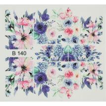 BB köröm matrica 3D (B140)