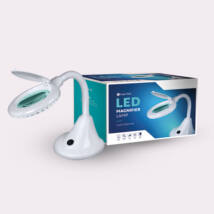 CN Nagyítós lámpa - ÚJ LED (Super Brightness)