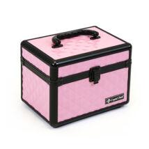 CN Fémbőrönd kicsi - Pink