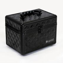 CN Fémbőrönd kicsi - Fekete