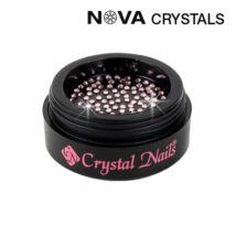 CN NOVA Strasszkő light rose (100 db-os) SS3