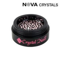 CN NOVA Strasszkő light rose (100 db-os) SS5