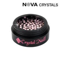 CN NOVA Strasszkő light rose (100 db-os) SS8