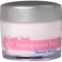 CN Slower Porcelánpor Transparent Pink 100 g