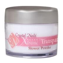 CN Xtreme Slower Transparent Pink Porcelánpor 100 g