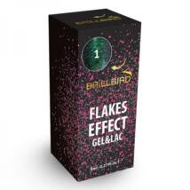 BB Flakes effect gel&lac-1  8ml dejavu