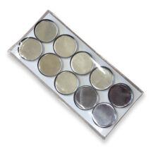 BB Magnetic Nailart Palett Utántöltő 10 db