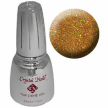 CN Top Shine 15 ml #Holo Gold