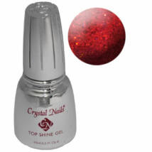 CN Top Shine 15 ml #Holo Red