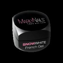 MN French Snow White Gel 40 ml
