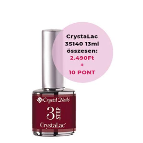 CN 3S Crysta-lac 13ml #3S140 - Hűségpont akció - 10 pont