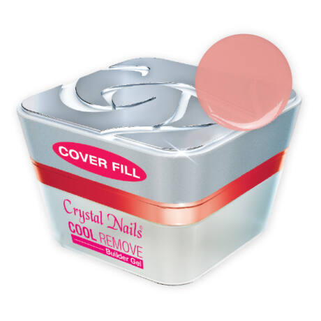 CN Cool Remove Builder Gel Cover Fill 15 ml