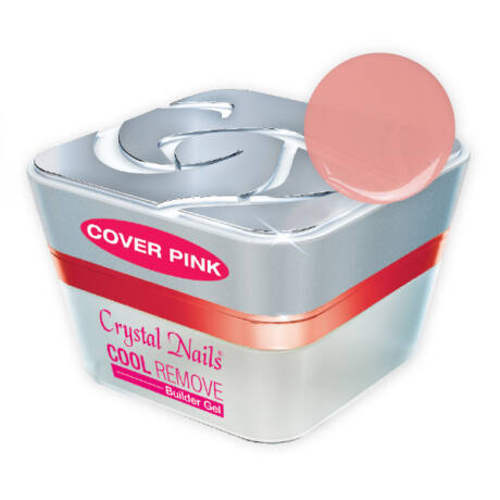 CN Cool Remove Builder gel Cover Pink 50 ml dejavu