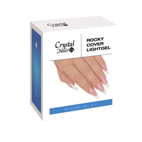 CN Rocky Cover Light gel készlet dejavu
