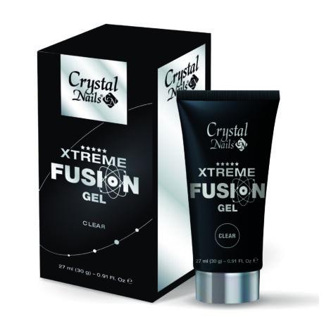 CN Xtreme Fusion Gel Clear 30g dejavu