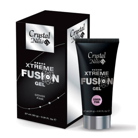 CN Xtreme Fusion Gel Cover pink 30g dejavu