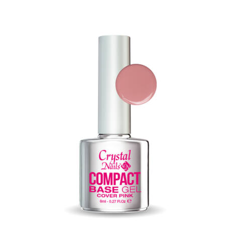 CN Compact Base gel cover pink 8 ml dejavu
