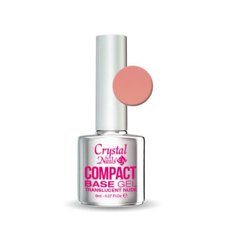 CN Compact Base gel translucent nude 8 ml dejavu