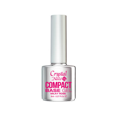CN Compact Base Gel 8 ml #Milky Rose
