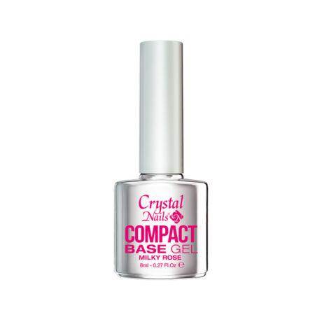 CN Compact Base Gel 8 ml #Milky Rose
