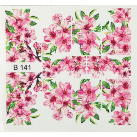 BB köröm matrica 3D (B141)