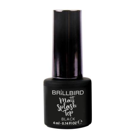 BB Matt Splash Top – Black 4ml