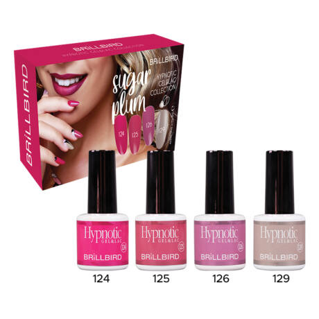 Sugar Plum Hypnotic gel&lac kit