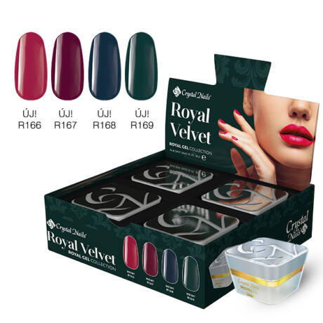 2020 Royal Velvet Royal gel kit