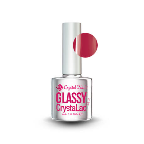 CN Crysta-lac Glassy Red 4ml