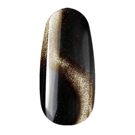 CN Gel-lac 4ml Infinity Tiger eye #gold