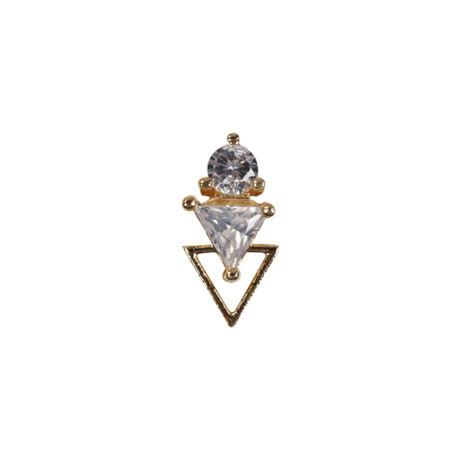 Nail Charm 1 arany
