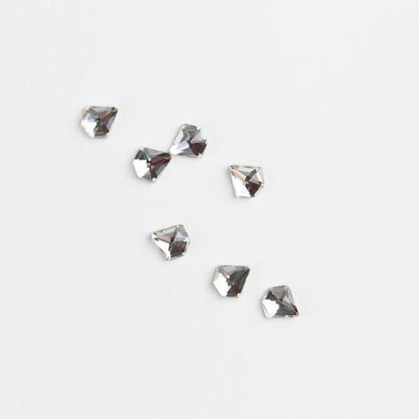 BB Formakövek (10db) -  Diamond 5mm Clear