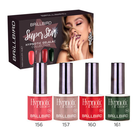 Super Star Hypnotic gel&lac kit