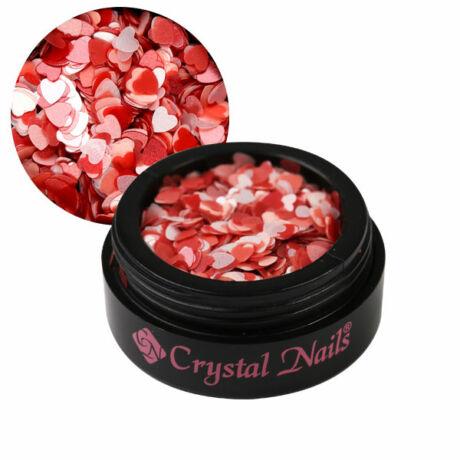 CN Love díszítő flitter- Sweetheart