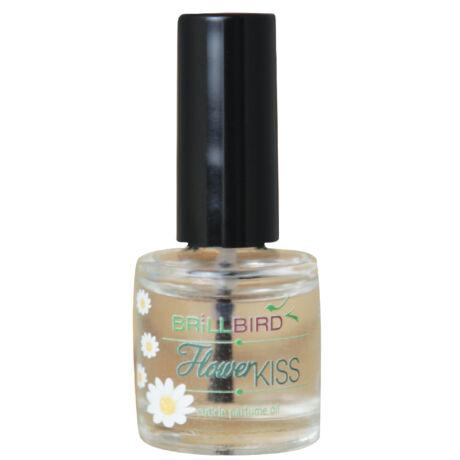 Ápoló olaj gumidísszel - Flower kiss 8ml dejavu