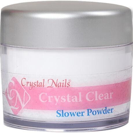 CN Slower porcelánpor Clear 100 g dejavu
