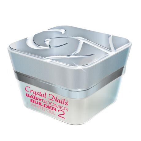 CN Babyboomer Builder White Gel  II. 15 ml