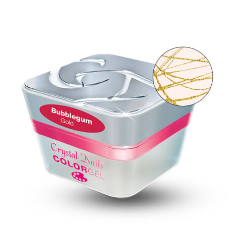 CN Bubblegum Gel 3 ml #Gold