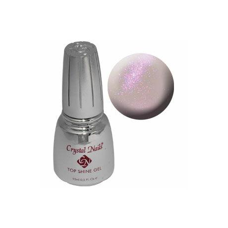 CN Top Shine 15 ml #Diamond Violet