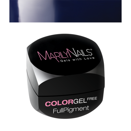 MN FullPigment -Color  gel Free #15  3ml dejavu